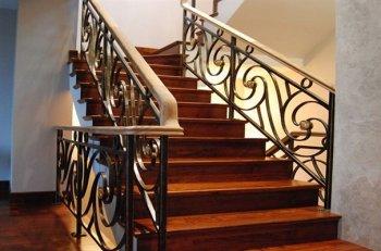 楼梯扶手的种类及功能作用
